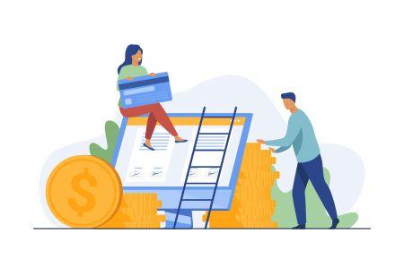 Cara Mendaftar dan Mendeposit Wang di Binarium