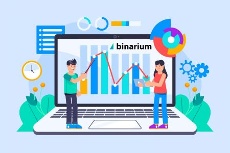 How to Register and Trade Binary Options at Binarium