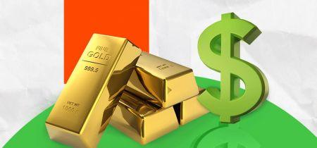 Short-term rebound in gold